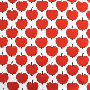 画像3: 大きなリンゴ【カット生地】 縦50cm×横105cm 中厚手生地