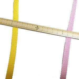 画像2: 体操服袋・ナップサック用持ち手(ループ用)テープ